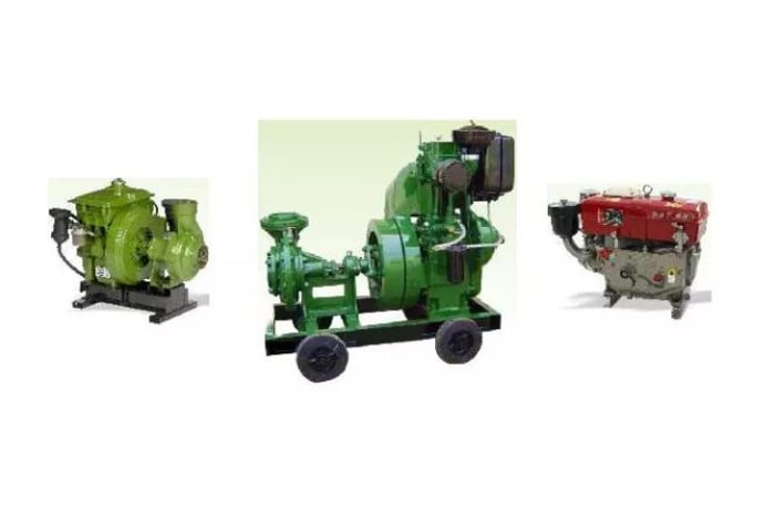 Company provides all the information needed for each water pump