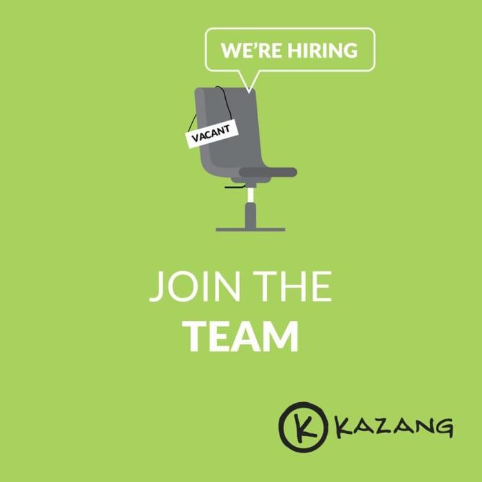 Vaccant position of Direct Sales Representative at Kazang