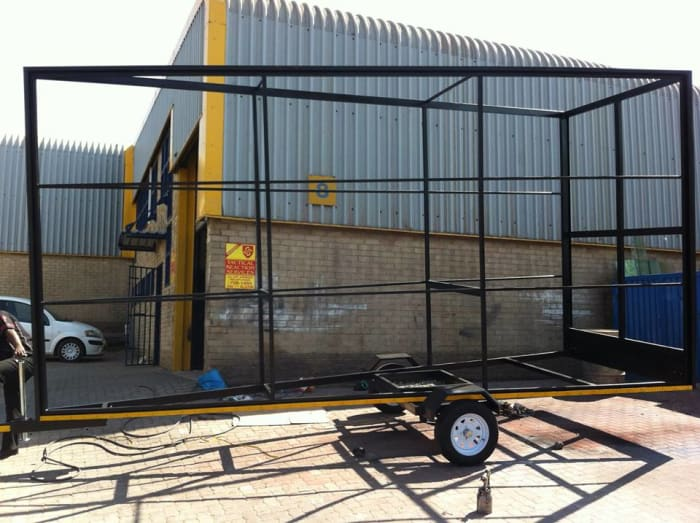 Advertising trailers available