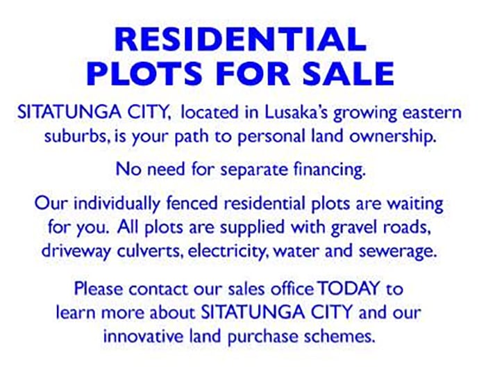Love The Land offers residential and commercial plots for sale