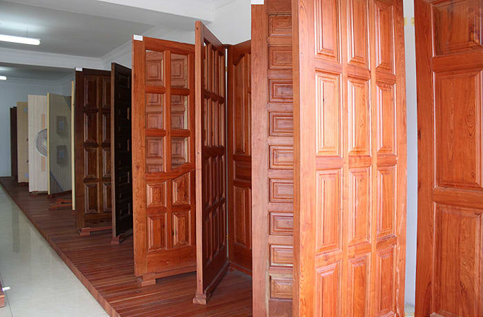 Comprehensive range of doors and Rhino products
