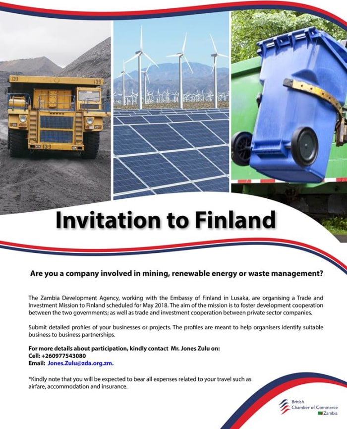 Trade and Investment Mission to Finland