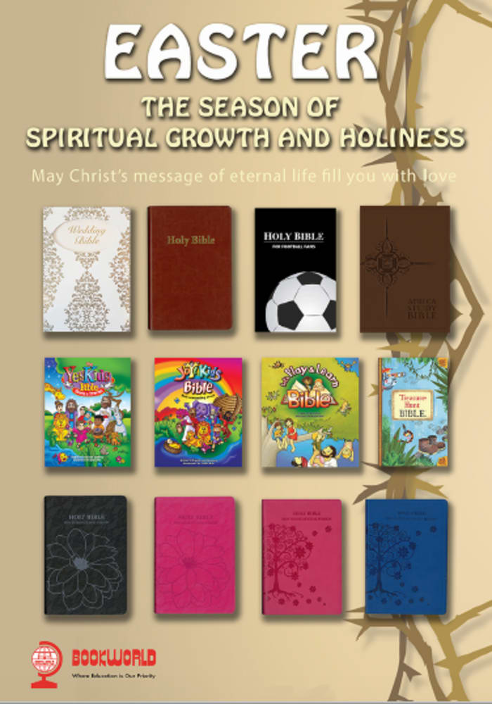 Adults and kids Bibles available in stock