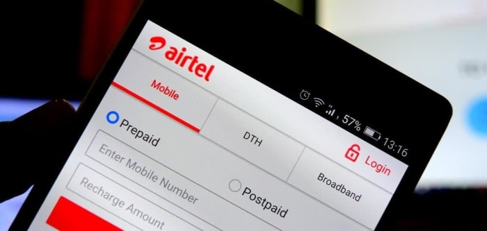 Ticket purchase using Airtel Mobile Money