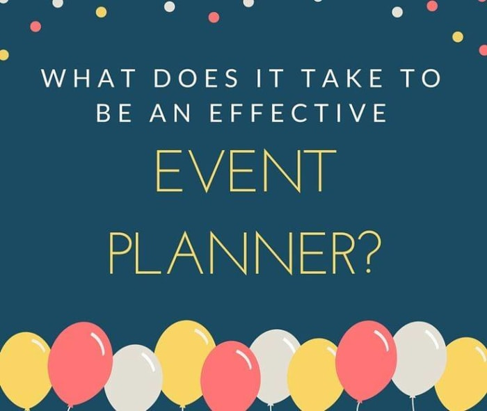 Effective event planners at your service