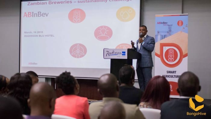 Bongohive hosts launch of the Zambian Breweries Sustainability Challenge