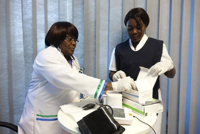 Prudential provides cancer screening and tests for staff during National Health week