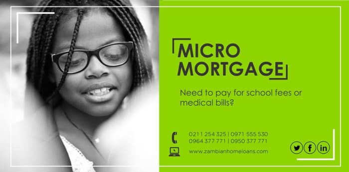 Micro mortgage loans available