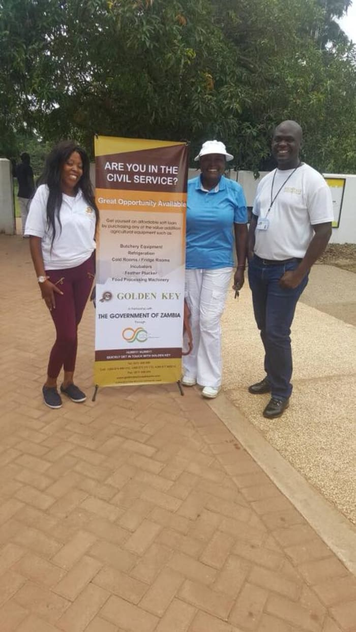 Sponsors of the Triangular Golf Tournament