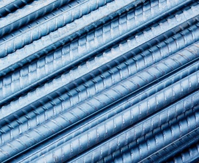 High strength deformed steel bars for better cement bonding