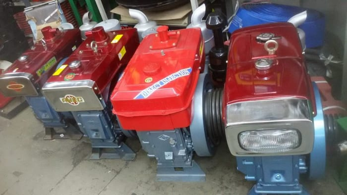 Diesel engines available in stock