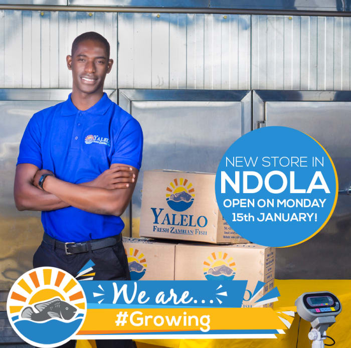 New Yalelo store to open in Ndola