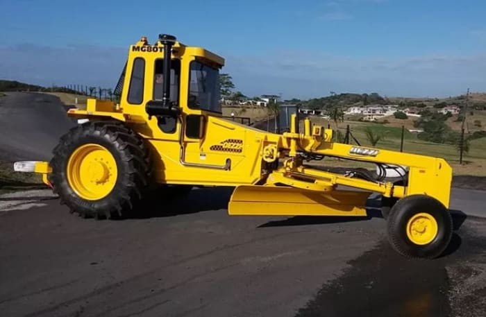 Authorised distributor of Desmond equipment from South Africa