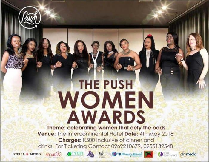 The Push Women Awards 2018