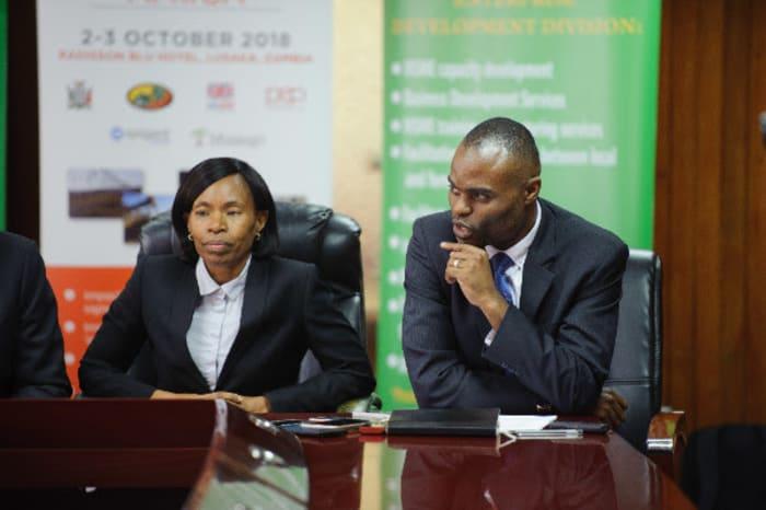 Launch of Impact Capital Africa (ICA) Zambia
