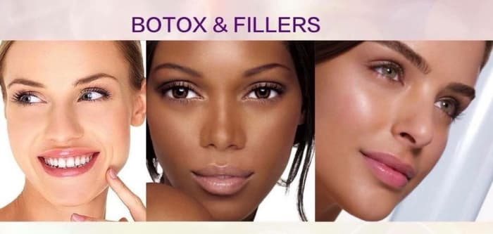 Botox and Fillers appointments