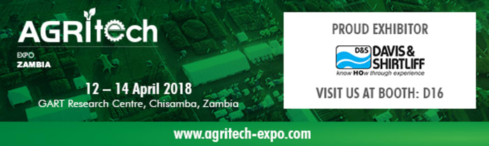 Davis and Shirtliff to exhibit at Agritech