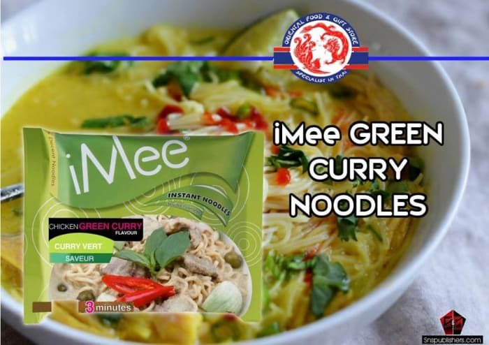 iMee noodles available in stock