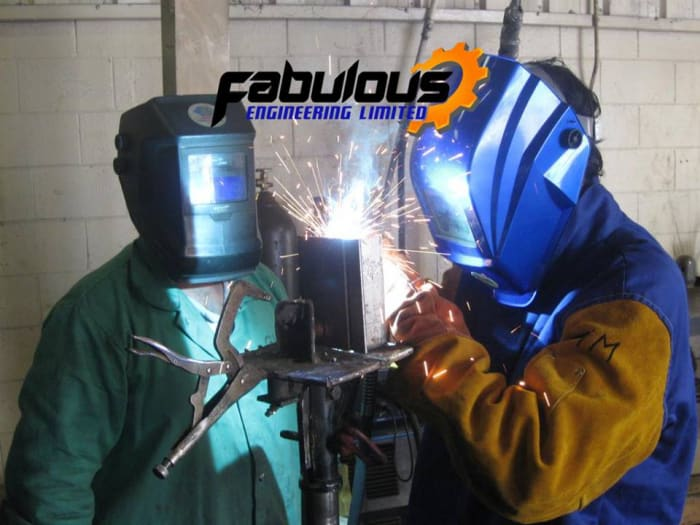 Engineering, metal fabrication, vehicle maintenance and plant installation services