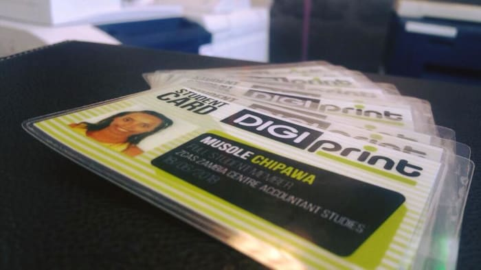 Discount with Digiprint student cards