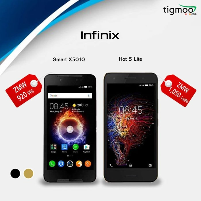 Discount on Infinix Mobile phones