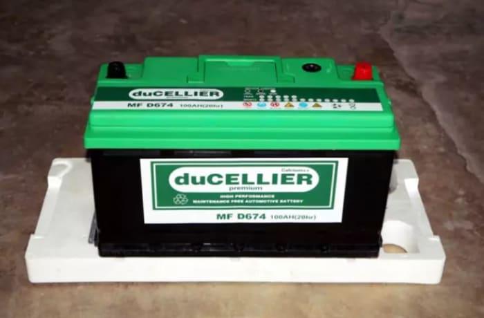 Extensive line of automotive batteries on the market