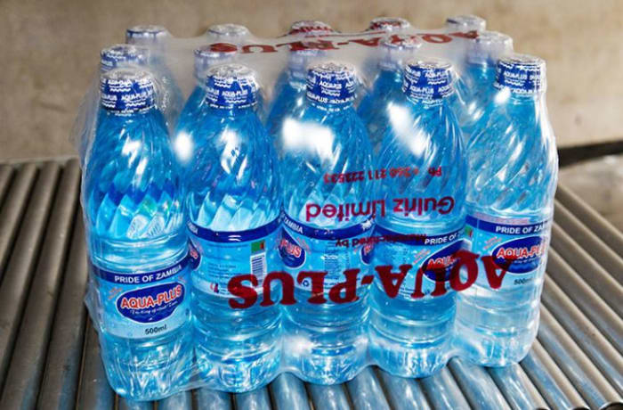 Health benefits of Aqua Plus mineral water