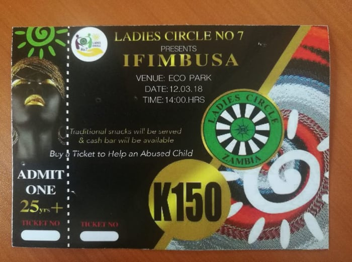 Ifimbusa Fundraiser