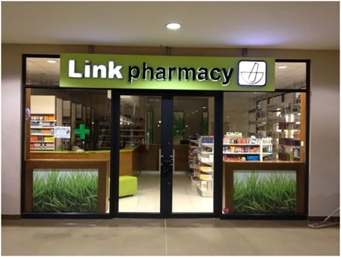 Find the best in beauty, skincare and cosmetics at Link Pharmacy