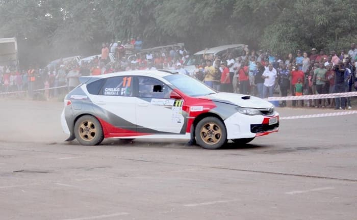 Alliance Motors sponsors National Rally Championship