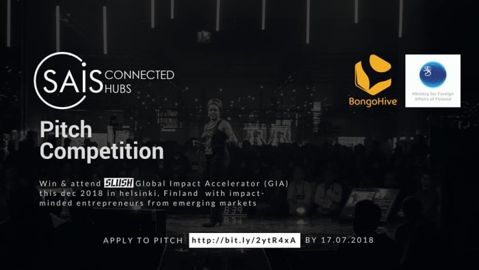 ConnectedHubs Pitch Event for Startups