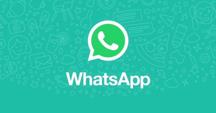 WhatsApp available for customer feedback