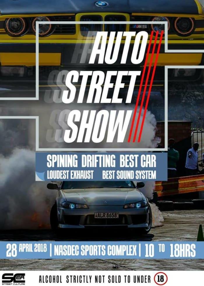 Auto Street Show