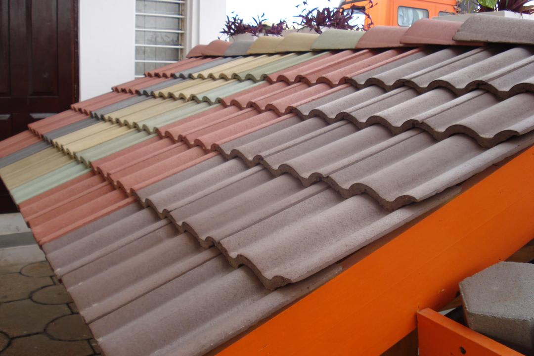 Atlas Roof Tiles image