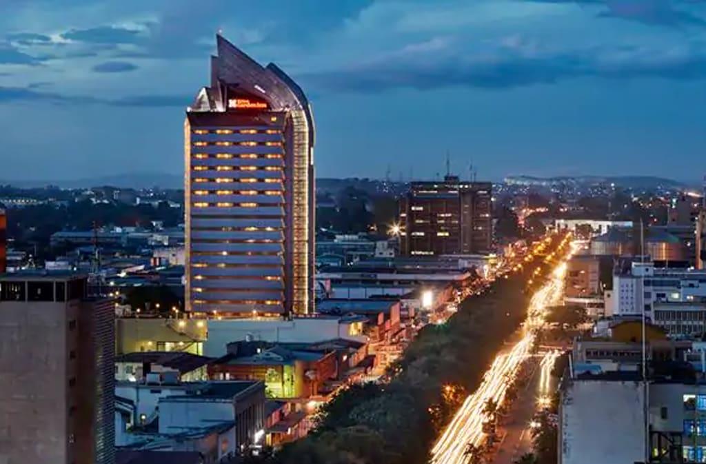 Hilton Garden Inn Lusaka