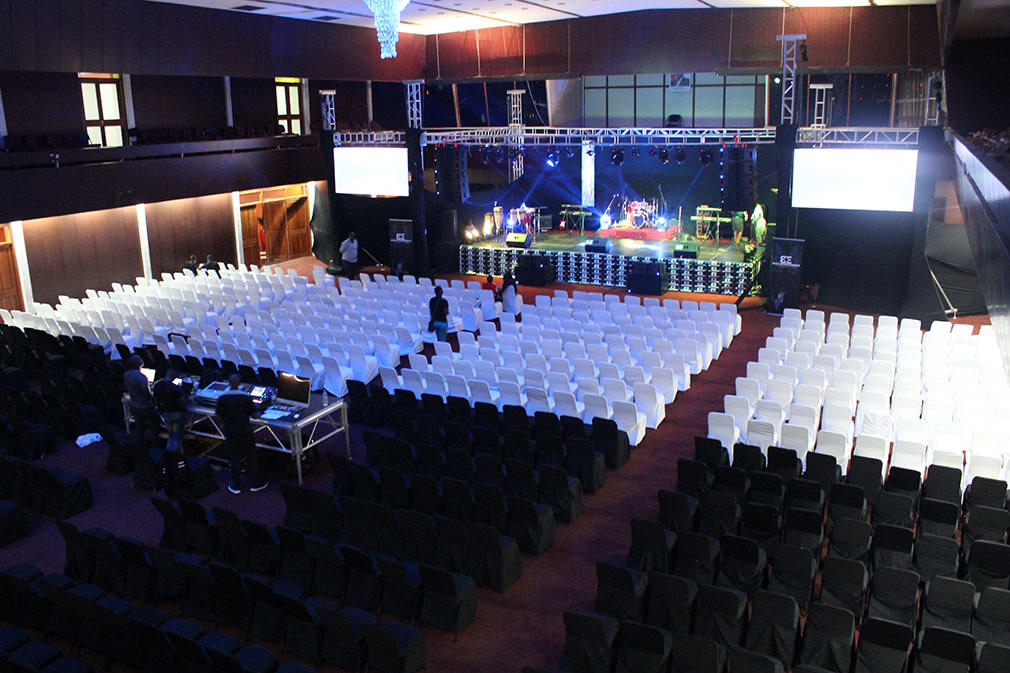 Mulungushi International Conference Centre image