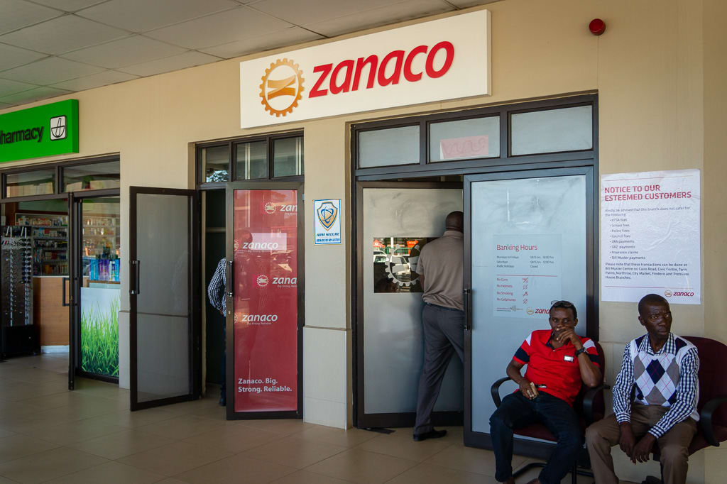 Zambia National Commercial Bank (ZANACO) image