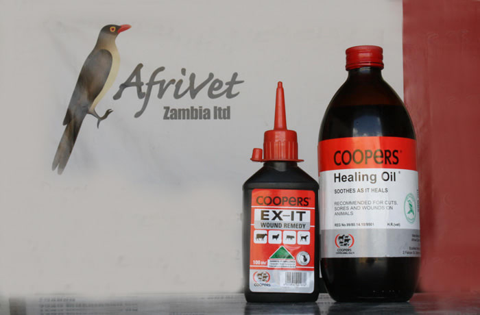 Animal health products - 2
