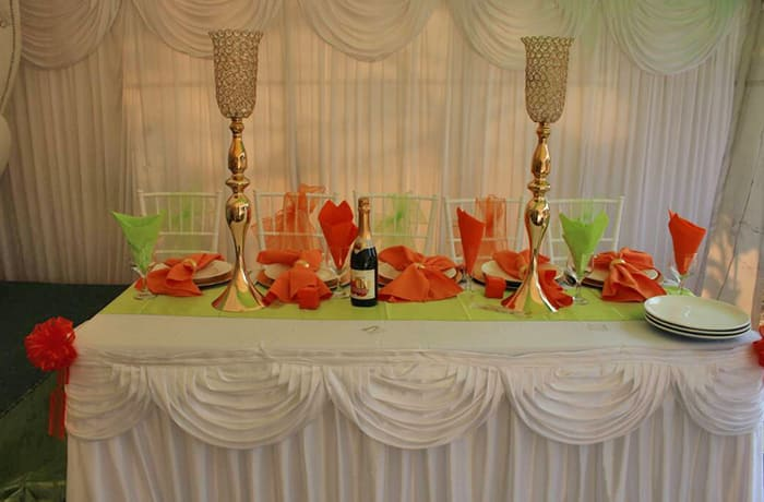 Event and hospitality supplies - 3