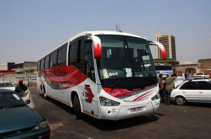 Euro-Africa Bus Services