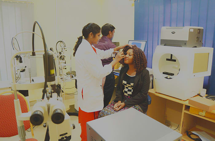 Vision Care Opticians image