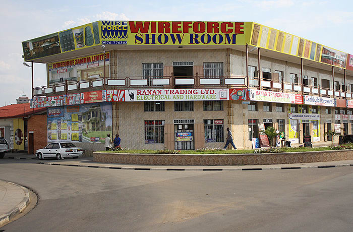 Wireforce Zambia Ltd image