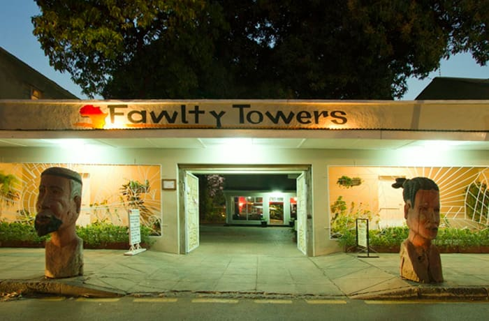 Fawlty Towers Backpackers Lodge image
