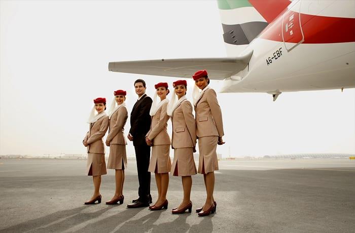 Emirates in Zambia