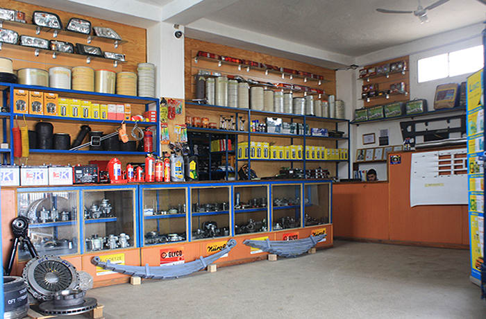 Trust Truck Spares Ltd