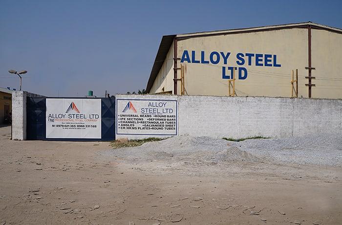 Alloy Steel Ltd image