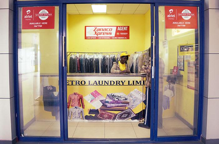 Metro Laundry Ltd image