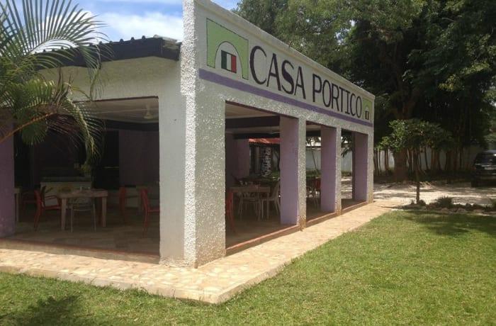 Casa Portico Restaurant
