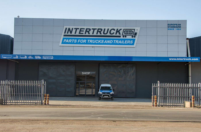 Intertruck Zambia image