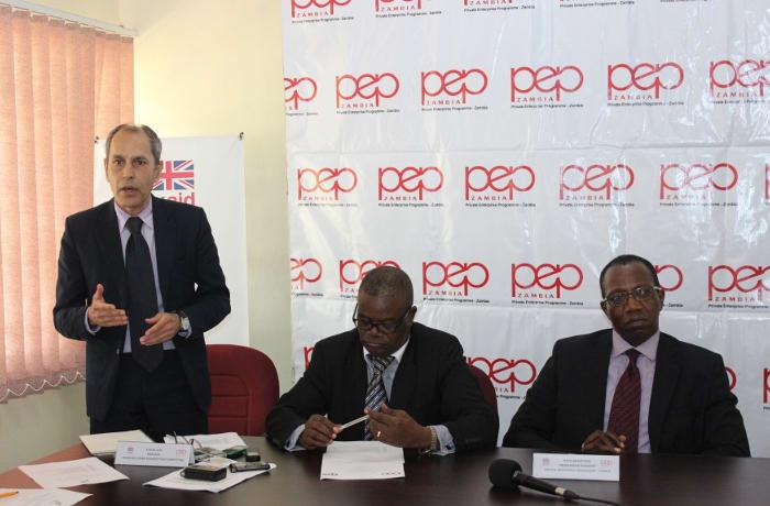 Private Enterprise Programme Zambia (PEPZ)